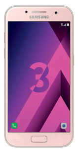 Pilote Samsung A3 2017