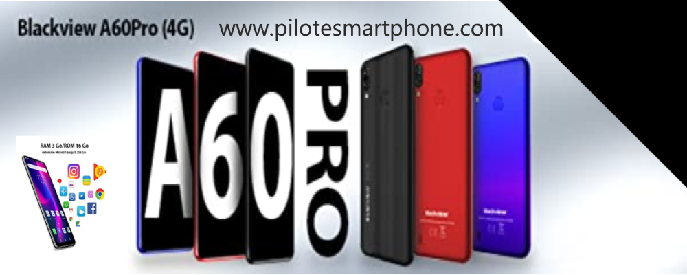 pilote smartphone